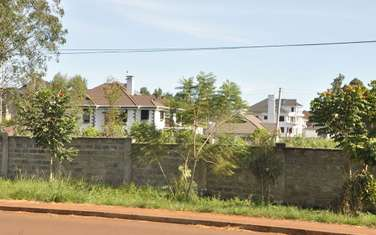 1140 m² residential land for sale in Kiambu Road