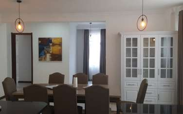 Furnished 2 bedroom apartment for rent in Kitisuru