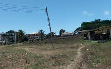 1.7 ac commercial land for sale in Malindi Town