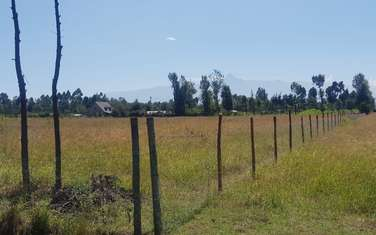 5000 ft² land for sale in Nanyuki