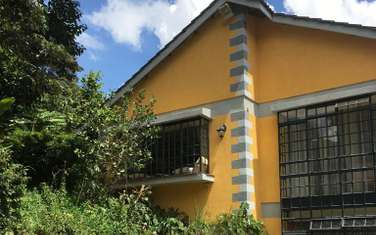 Furnished 2 bedroom house for rent in Loresho