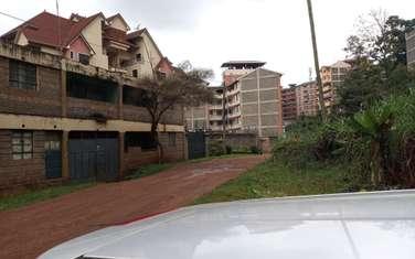 Commercial land for sale in Kiambu Town