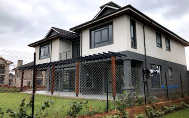 Furnished 4 bedroom townhouse for sale in Runda