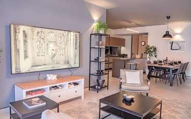 Furnished 2 bedroom apartment for rent in General Mathenge