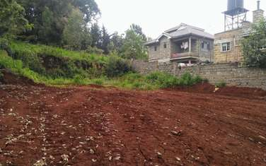 1000 m² residential land for sale in Ngong