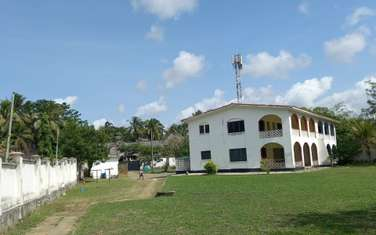 1 ac commercial land for sale in Nyali Area