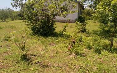 Residential land for sale in Kilifi
