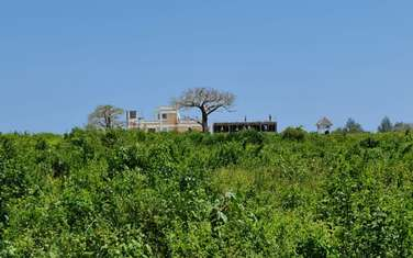 4500 m² residential land for sale in Diani