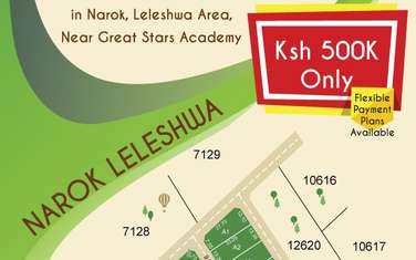 506 m² land for sale in Narok