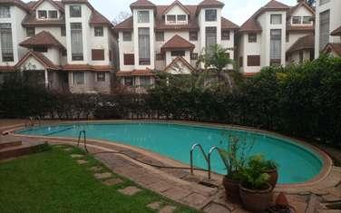 2 bedroom villa for rent in Rhapta Road
