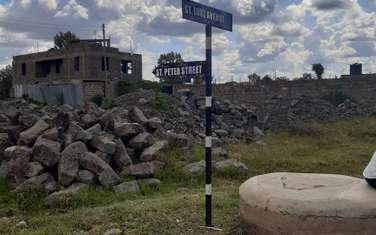 1 m² residential land for sale in Ruiru