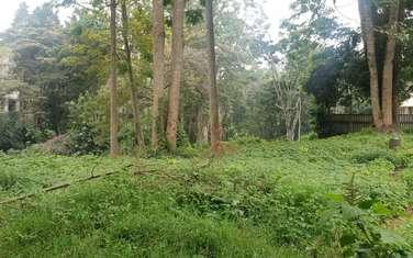 1.25 ac land for sale in Thigiri