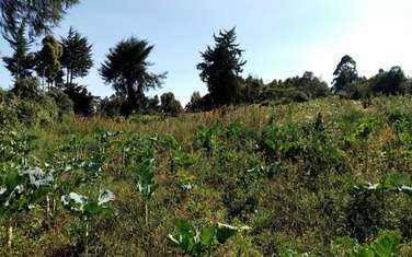 4047m² commercial land for sale in Limuru Area