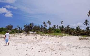 1.5 ac land for sale in Ukunda
