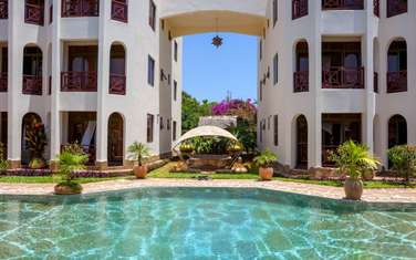 Furnished 2 bedroom apartment for sale in Diani