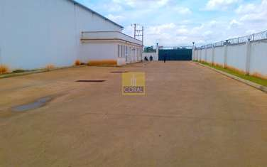 9300 ft² warehouse for rent in Thika
