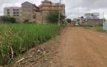 465 m² commercial land for sale in Juja