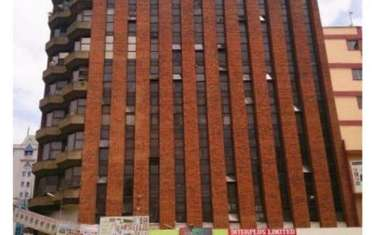 43m² office for rent in Nairobi Central