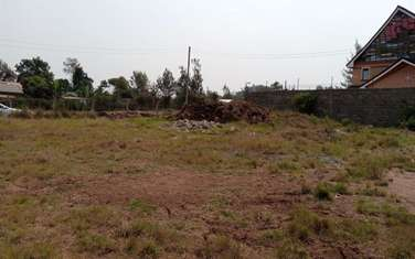 550 m² commercial land for sale in Ruiru
