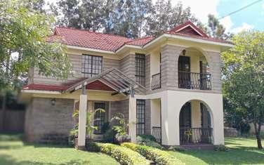 furnished 2 bedroom townhouse for rent in Karen