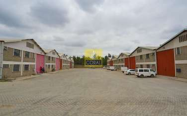 604 m² warehouse for rent in Athi River Area