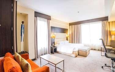 Furnished 1 bedroom apartment for rent in Hurlingham