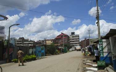 0.02 ac residential land for sale in Embakasi West