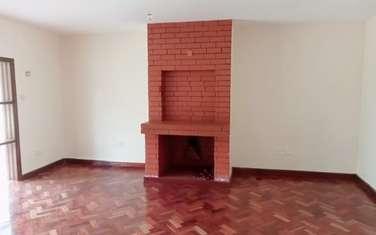 5 bedroom villa for rent in New Kitusuru