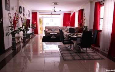 Furnished 3 bedroom villa for rent in Nyali Area