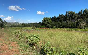 Residential land for sale in Ndeiya