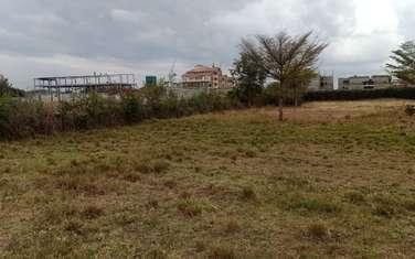 4046 m² residential land for sale in Ruiru