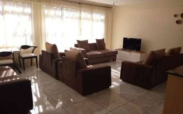 Furnished 3 bedroom apartment for sale in Waiyaki Way