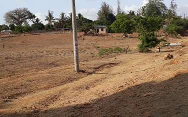 8094 m² commercial land for sale in Kilifi
