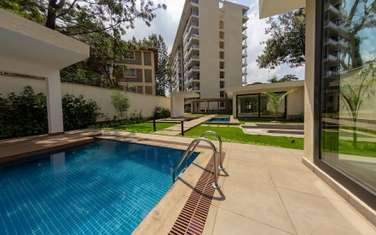 Furnished 2 bedroom apartment for rent in Riara Road