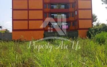 0.05 ha commercial land for sale in Gikambura