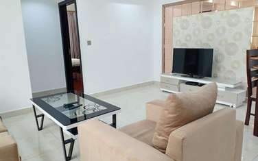 Furnished 1 bedroom apartment for rent in Kileleshwa