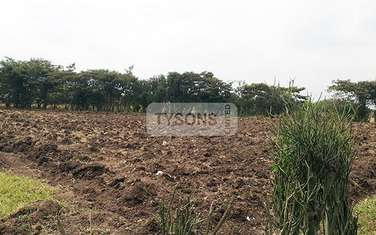 4047 m² land for sale in Ruai