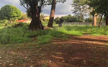 0.7 ac land for sale in Runda