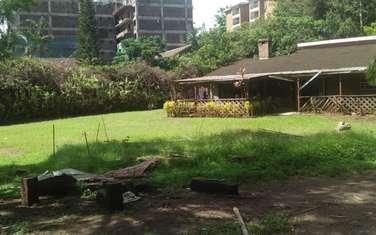 2024 m² land for sale in Kileleshwa
