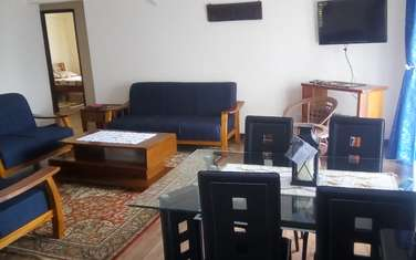 Furnished 3 bedroom apartment for rent in Ruaka
