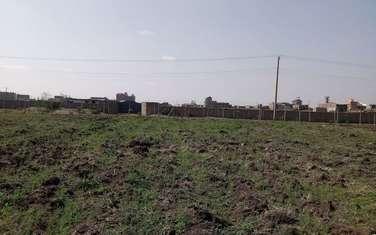 4 ha land for sale in Ruai