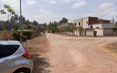 2100 m² residential land for sale in North Muthaiga