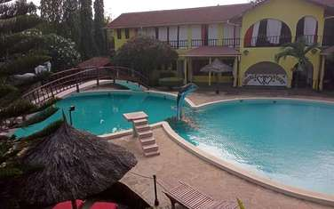 Furnished 5000 ft² commercial property for sale in Malindi Town