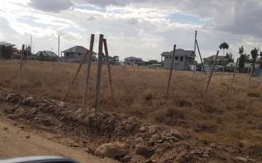 5000 ft² residential land for sale in Syokimau