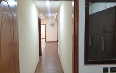 Furnished 3 bedroom apartment for rent in Lavington