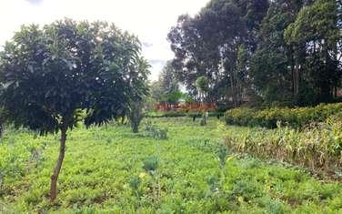 4000 m² land for sale in Limuru Area