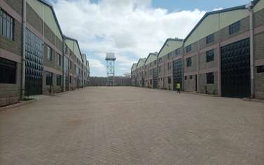 6135 ft² warehouse for rent in Athi River Area