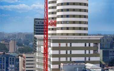 1039 ft² office for rent in Cbd