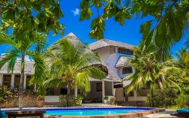 Furnished 6 bedroom villa for rent in Watamu