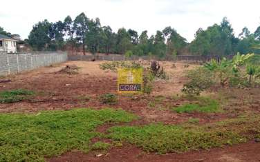 2833 m² residential land for sale in Runda